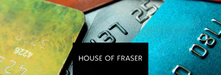 House of Fraser PPI